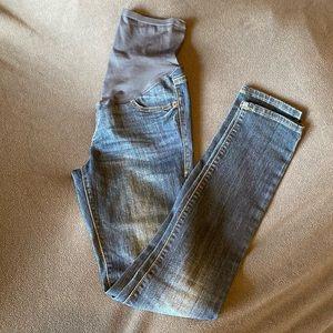 Old Navy Maternity Skinny Jeans
